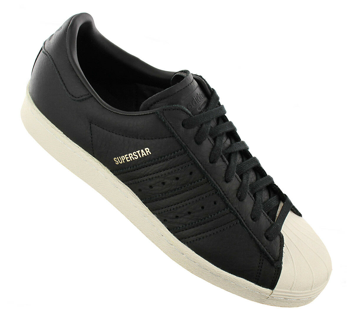 NEW adidas Originals Superstar Leather 80s CQ2656 Men''s shoes Trainers Sneakers