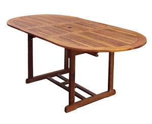 Tavoli Allungabili E Pieghevoli.Charles Bentley Legno Duro Mobili Ovale Grande Tavolo Allungabile