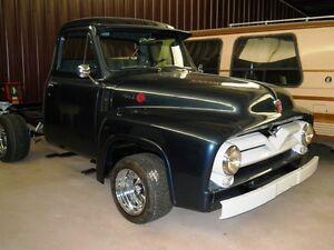 1953-1954-1955 Ford Pickup Truck Outside Exterior Sunvisor Sun visor ... 0ba7476b067