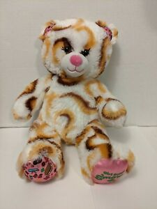 Smores Stuffed Animal, Build A Bear S Mores Girl Scout Cookie Teddy 16 Soft Toy Stuffed Animal Babw Ebay