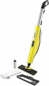 Karcher-SC3-Easyfix-1600W-0-5L-Upright-Steam-Mop-Yellow-Black-A