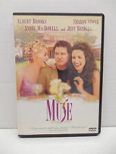The Muse DVD Movie Albert Brooks Sharon Stone Andie MacDowell Jeff Bridges