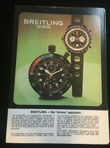 Original-1970s-catalog-showing-Breitling-Navitimer-Chronomat-Long-Playing-Datora