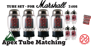 Tube-Set-for-Marshall-2466
