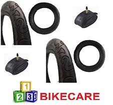 Bike Tubez 12.1//2 x 2 1//4 Bike Tubes Straight Valve 2 x Prams PAIR Kids Bike