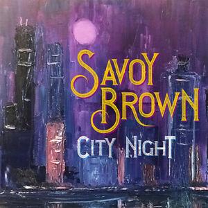Savoy-Brown-City-Night-DIGIPAK-CD-NEW