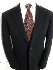 Giorgio Armani Mens 100% Silk Tie Woven Luxury Handmade Italy's Top Designer