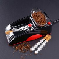 Electric Automatic Cigarette Injector Rolling Machine Tobacco Make Maker Roller