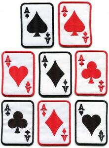 Playing-cards-ace-of-spades-poker-retro-applique-iron-on-patch-your-choice-PK-1