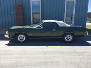 1973 Ford Cougar