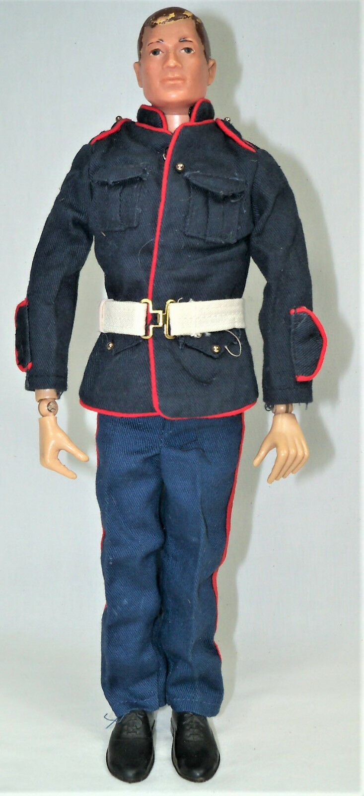 1964-65 GI Joe 12  Action Figure in Dress Marine Uniform