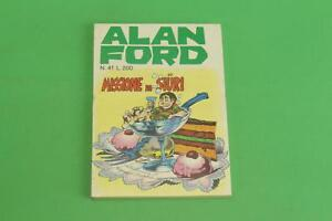 ALAN-FORD-ED-CORNO-N-41-ORIGINALE-AA-041