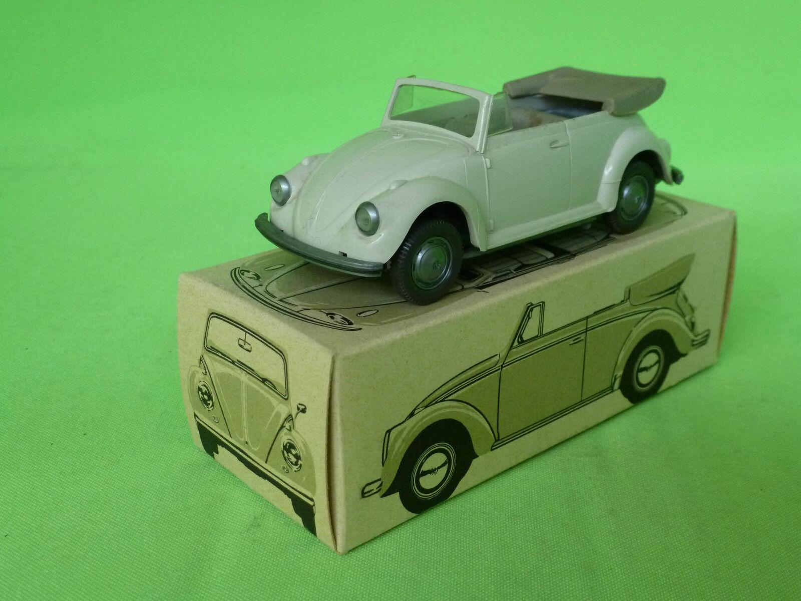 saludable WIKING 151 VW KAFER CONverdeIBLE 1 40 gris-blanco     RARE SELTEN  NMIB  mejor calidad mejor precio