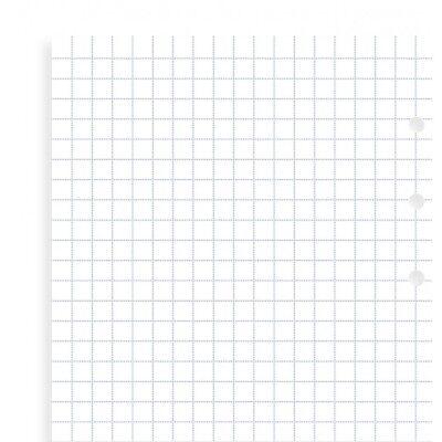 Filofax - Personal Libro A Clip Squared Notepaper- Filofax Cancelleria Ricariche Acquista Sempre Bene