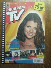 PROGRAM TV 32 (6/8/99) YASMINE BLEETH DIANA RIGG