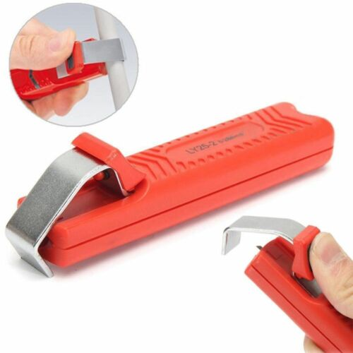 8-28mm Wire Stripper Stripping Cutter Plier Crimping Tool For Rubber Cable PVC