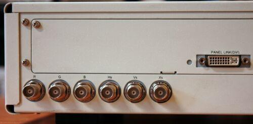 Chroma 2326 Programmable Video Pattern Generator