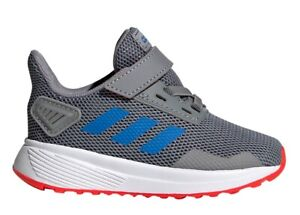 Adidas-DURAMO-9-I-EE9006-Grigio-Dal-20-al-27-Scarpe-Bambino-Ginnastica