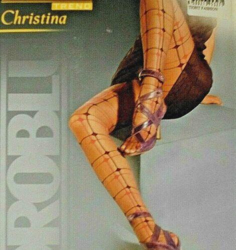 OROBLU Christina Trent Strumpfhose Größe  S  Farbe Schwarz  Neu