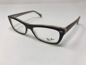 e08fb04e0a Ray Ban Eyeglasses RB5255 5075 51-16-135 Tortoise Cream Flex Hinge ...
