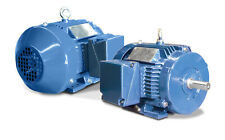Brand New Aurora Horizontal Motor 365ts 208 230460v 3600rpm Tefc Pe 75hp