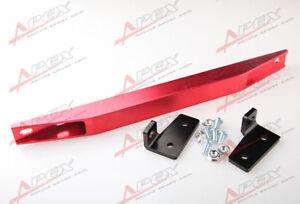 RED-Sub-frame-Rear-Lower-Tie-Strut-Bar-for-Honda-Civic-EG-CRX-Acura-Integra