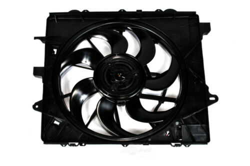 Engine Cooling Fan ACDelco GM Original Equipment fits 14-19 Cadillac CTS 3.6L-V6