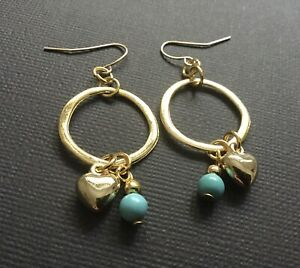 Details about  /Gold Hoop Ring Large Luxury Fashion Earring Boho Festival Party Boutique Uk