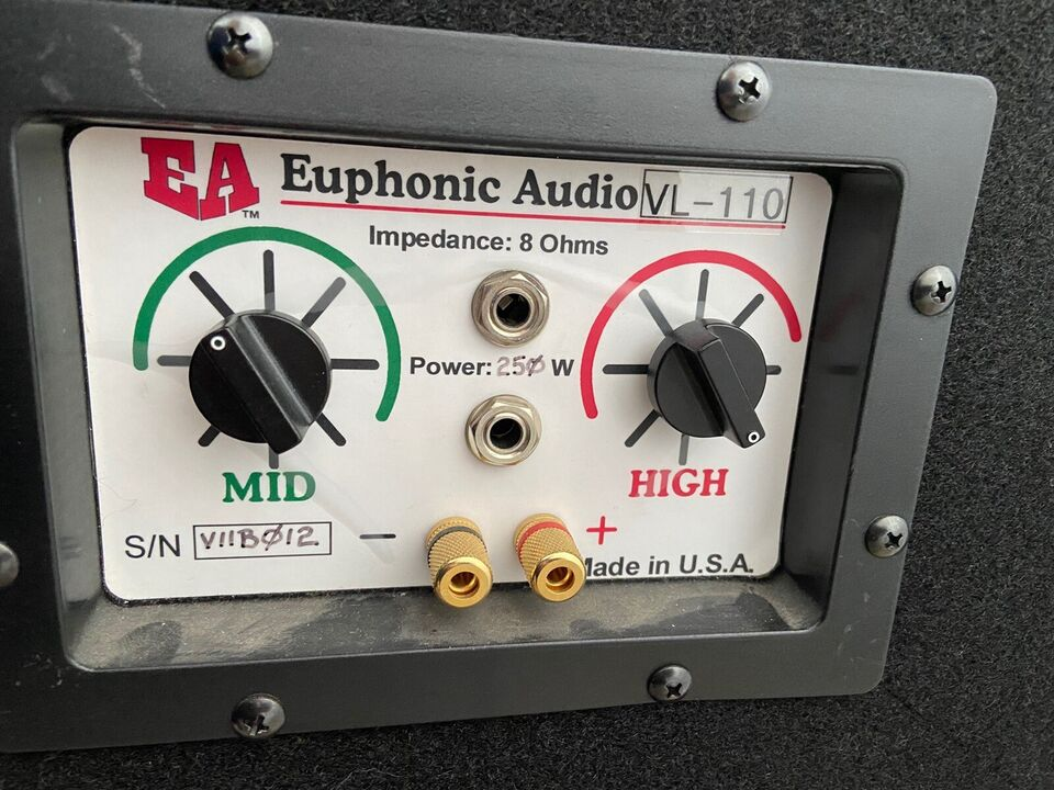 Euphonic Audio, baskabinet
