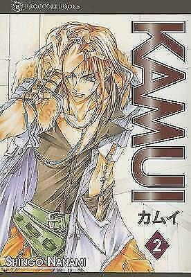 Kamui: v. 2, Nanami, Shingo, New Book