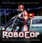 Robocop - OST Basil Poledouris Audio CD