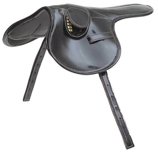Zilco Ultra Light 180g Patent Race Saddle