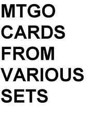 400 mtgo magic online rares, 100 x 4. Great rare from various sets