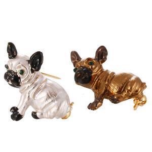 Dog-Enamel-Brooch-Pin-Animal-Badge-Mental-Pin-Clip-Accessories-Cute-Jewelry-HU