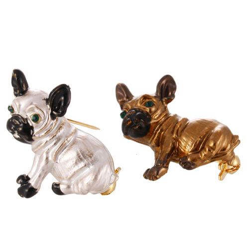 Accessoires d/'insigne broche émail chien