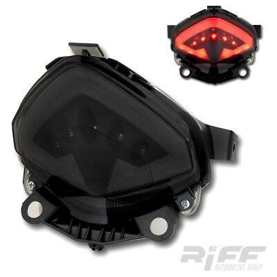 LED Rücklicht Honda CBR500 R CB500 X F CBR 400 R CB 400 schwarz getönt