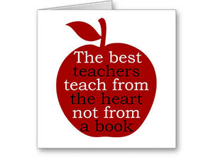 Unique-Personalised-Typographic-034-From-the-heart-034-Teacher-Thank-you-Card-Next-day