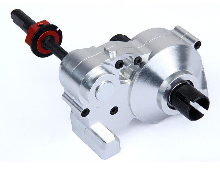 Baja CNC Gear Box  metal complete differential gear box 5b 5t 5sc