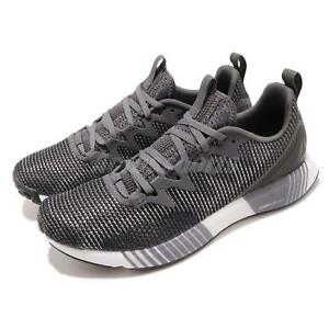 737c2a957720 Reebok Fusion Flexweave Grey Coal White Men Running Training Shoe ...