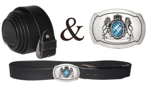 e pelle e o Baviera nera in stemma tradizionale di Cintura Leone marrone Cintura scambio xnfqXfw7