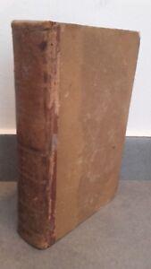 Diccionario Ciencias Medical 1812 Tomo 3 + 1 Lámina Panckoucke París