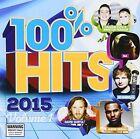 100 Hits 2015 Volume 1 Audio CD