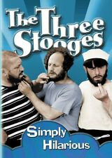 The Three Stooges - Simply Hilarious (DVD, 2001) * NEW *