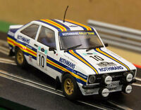 Scalextric Ford Escort Mk2 Acropolis Rally 1980 Rothmans Slot Car 1/32 C3749 on sale