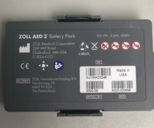 Details about ZOLL AED 3 Battery Pack #8000-000696