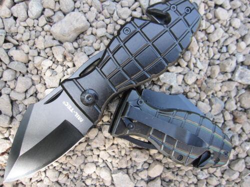 3 in 1 Rescue Messer Gurtschneider Taschenmesser Einhandmesser Glasbrecher