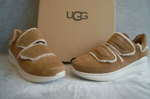 UGG ASHBY SPILL SNEAKERS, US 8.5 Womens