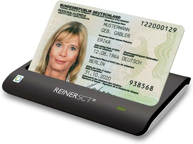 Personalausweis Rfid