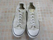 WOMENS CONVERSE ONE STAR OX STYLE EU39 UK6 CREAM WORN SKU AB942