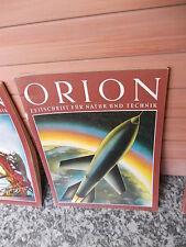 Orion, Zeitschrift für Natur und Technik, Heft 21/22 1955